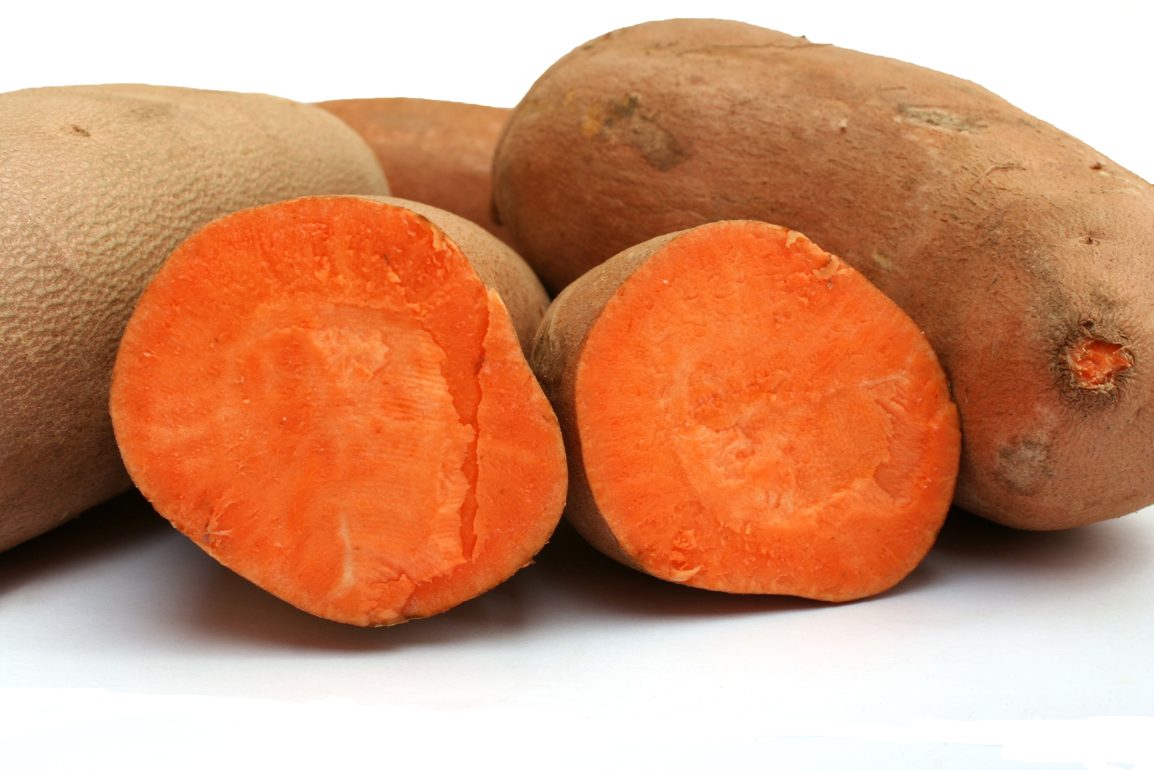 dari, sudut, pandang, makanan, muda, khasiat, sweet potatoes